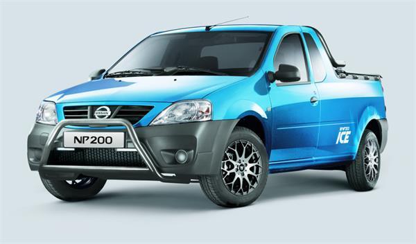 นิสสันแอฟริกาใต้เปิดตัวกระบะรุ่นพิเศษ Nissan NP200 ICE limited edition