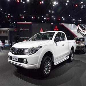Mitsubishi เปิดโปรฯผ่อนน้อยดูแลนาน